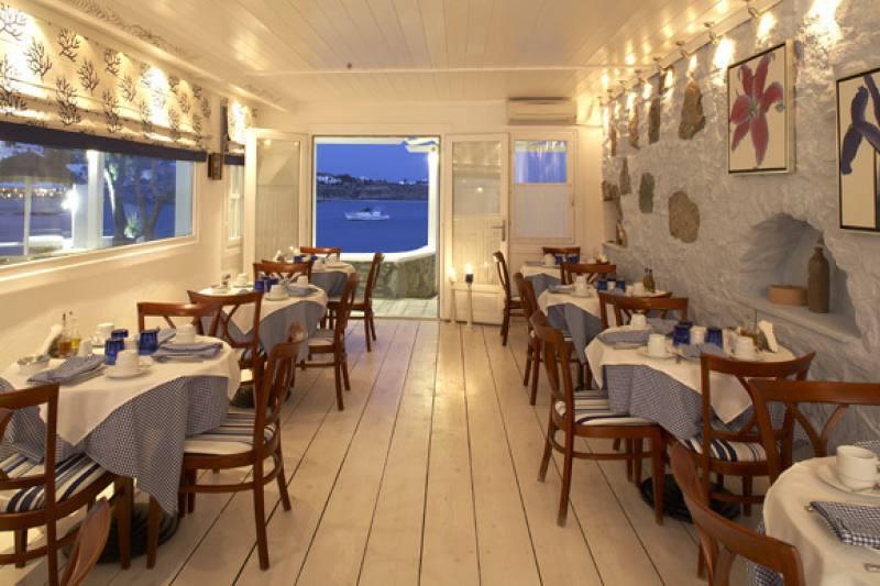 Hotel Petinos Beach - Platis Gialos - Mykonos